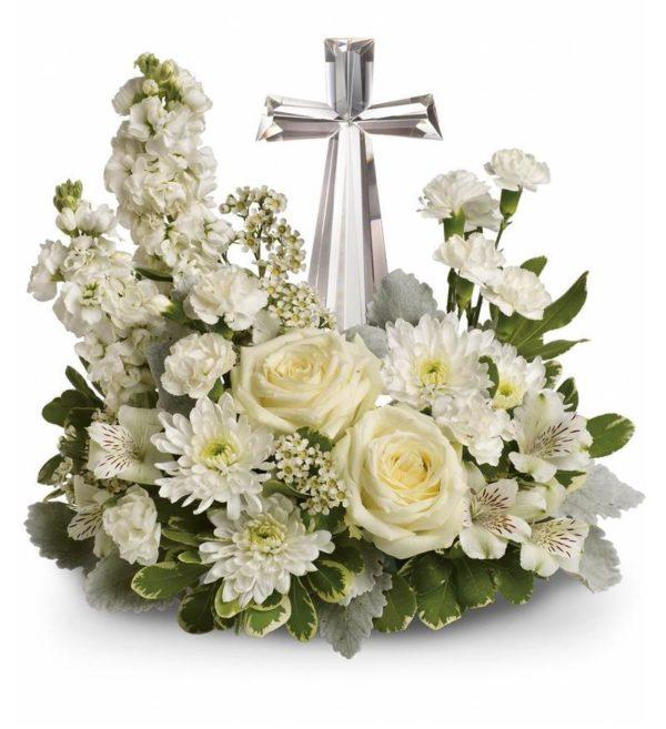 Que Tipo De Arreglo Floral Funerario Deberia Enviar A Su Ser
